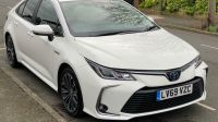 2019 Toyota Corolla Design CVT Hybrid 1.8