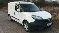 2019 Fiat Diablo SWB Van