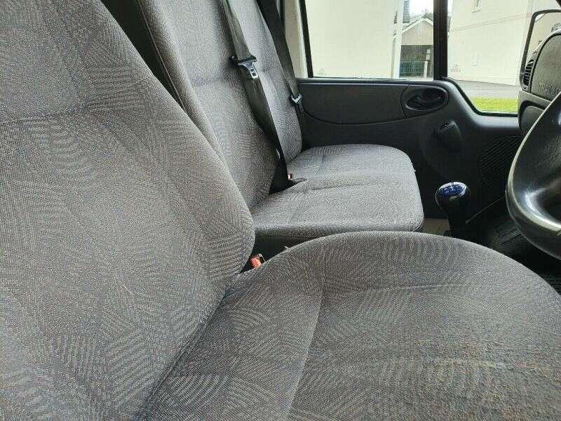 2002 Ford Transit Luton Van 2.4 image 5