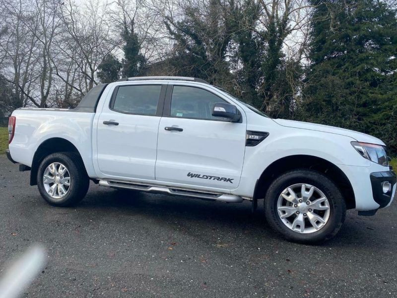 2015 Ford Ranger Wildtrak 4x4 image 1