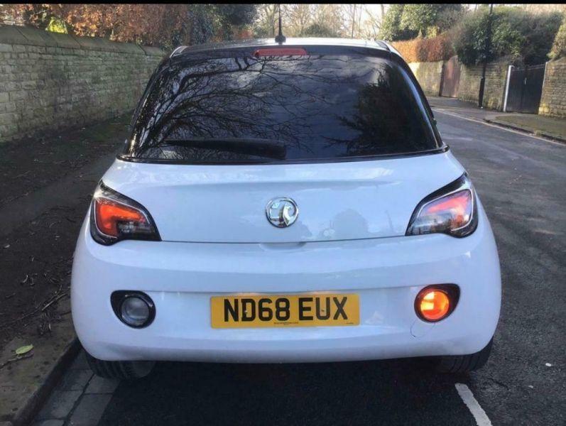 2019 Vauxhall Adam 1.2l image 4