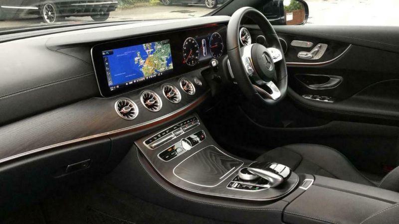 2019 Mercedes-Benz E220d AMG Line 9G image 5