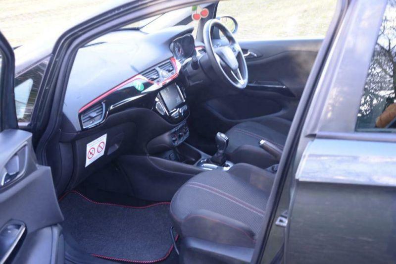 2018 Vauxhall Corsa image 4