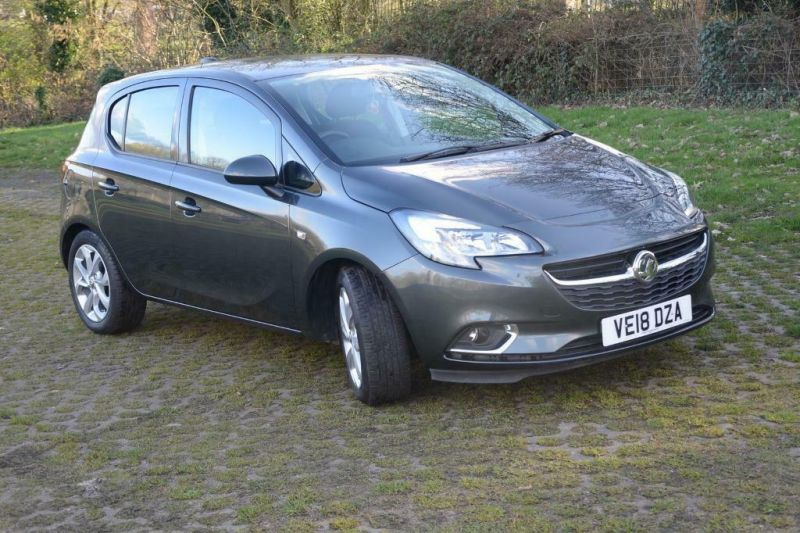2018 Vauxhall Corsa image 9