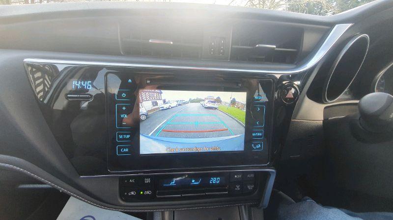 2018 Toyota Auris Design 1.2 image 8