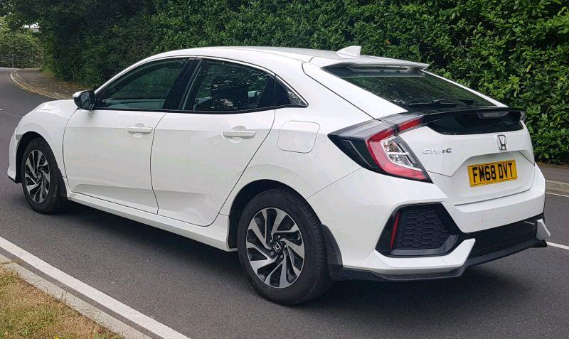 2019 Honda Civic 1.0L image 3
