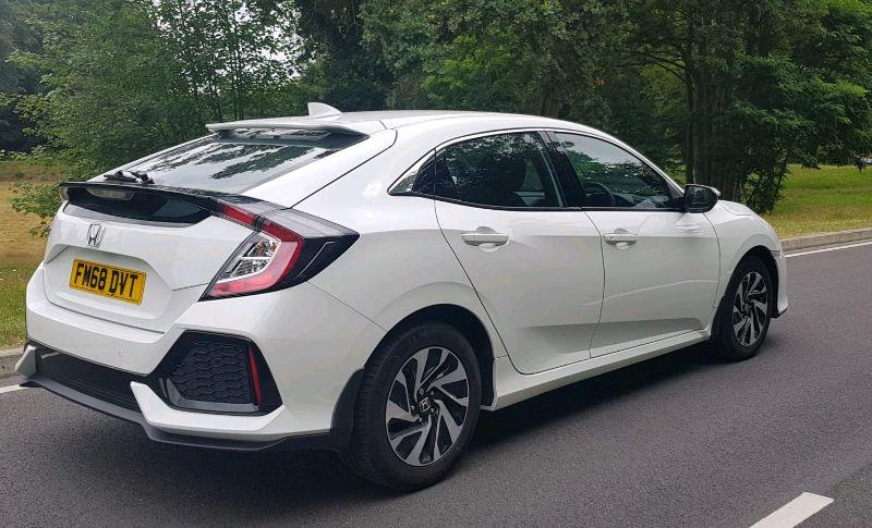 2019 Honda Civic 1.0L image 4