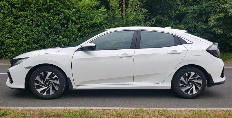 2019 Honda Civic 1.0L image 5
