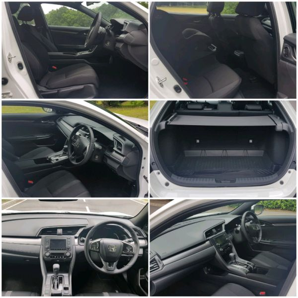 2019 Honda Civic 1.0L image 8