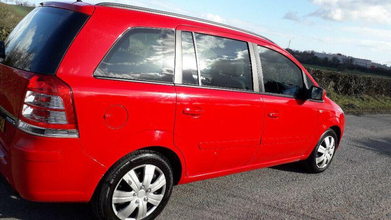 2014 Vauxhall Zafira image 2