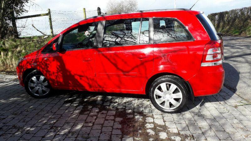2014 Vauxhall Zafira image 5