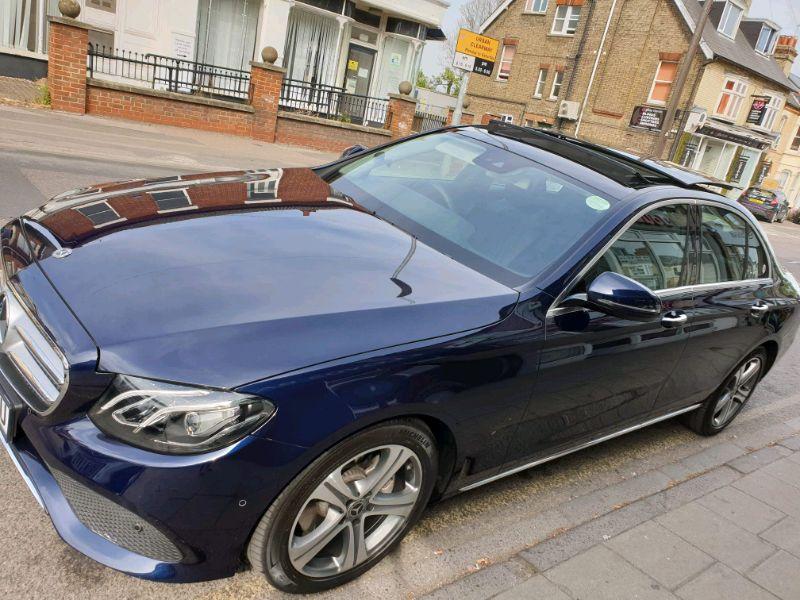 Mercedes Benz E 220 d Premium image 1