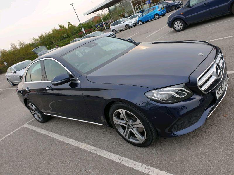 Mercedes Benz E 220 d Premium image 2