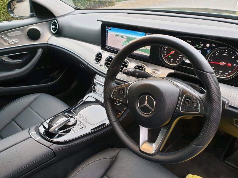 Mercedes Benz E 220 d Premium image 4