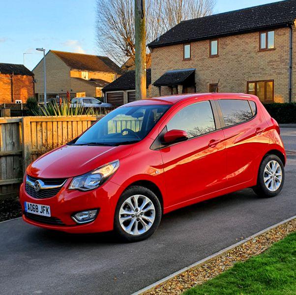 2018/19 Vauxhall Viva SL Extra 1.0i image 1