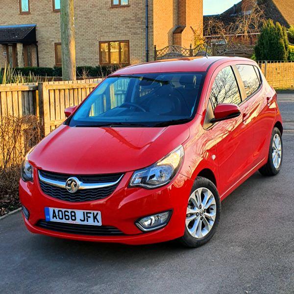 2018/19 Vauxhall Viva SL Extra 1.0i image 4