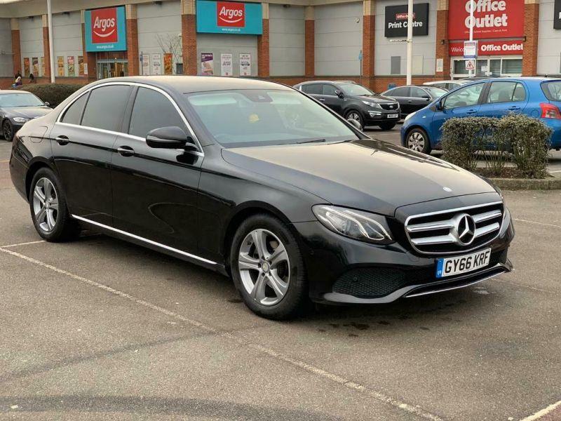 2016 Mercedes-Benz E Class 2.0 4dr image 1