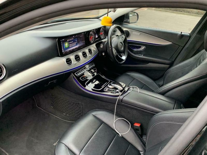2016 Mercedes-Benz E Class 2.0 4dr image 7