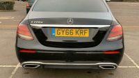 2016 Mercedes-Benz E Class 2.0 4dr image 3