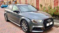 2018 Audi A3 1.6 Sline Black Edition DSG