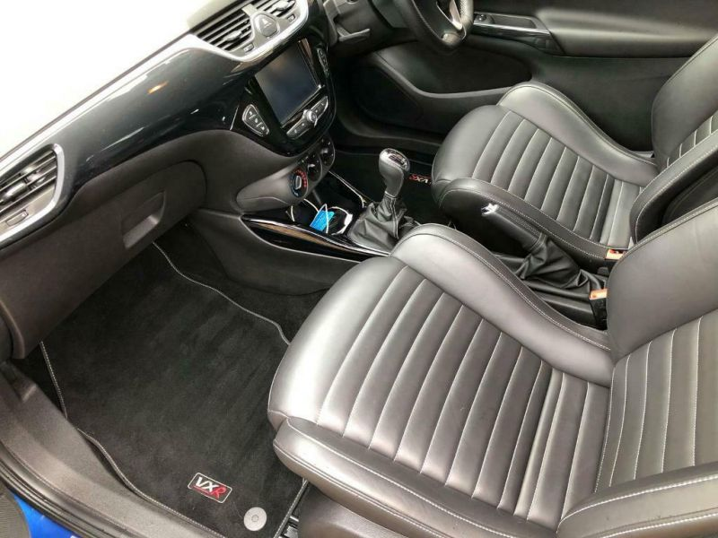 2016 Vauxhall Corsa Vxr 1.6 Turbo Sport image 2