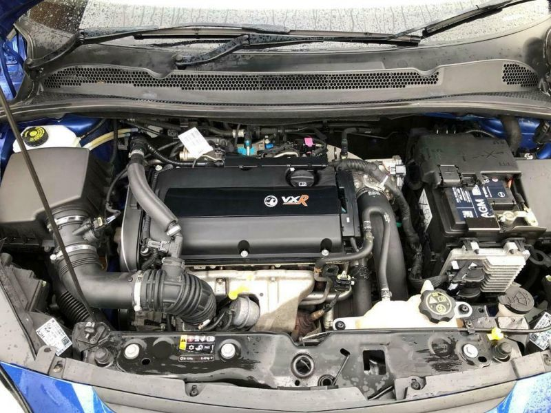 2016 Vauxhall Corsa Vxr 1.6 Turbo Sport image 7
