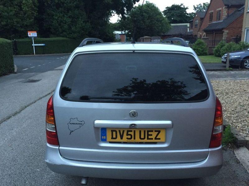 2001 Vauxhall Astra van 1.7 DTI sportive 16v image 2