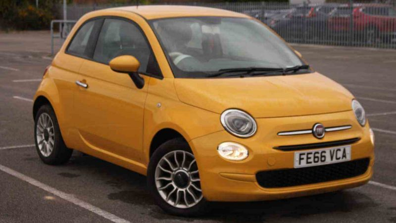 2016 Fiat 500 1.2 Pop Star 3dr