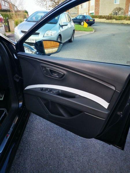 2016 Seat Leon 2.0 TSI Cupra 290 Black ST (S/S) 5dr image 8
