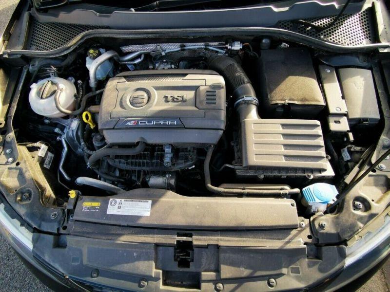 2016 Seat Leon 2.0 TSI Cupra 290 Black ST (S/S) 5dr image 12