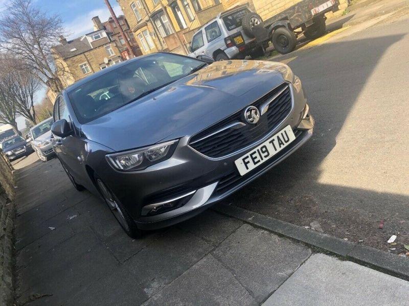 2019 Vauxhall Insignia Sri VX image 1