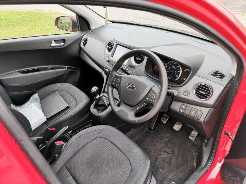 2019 Hyundai I10 1.2 Premium SE image 9