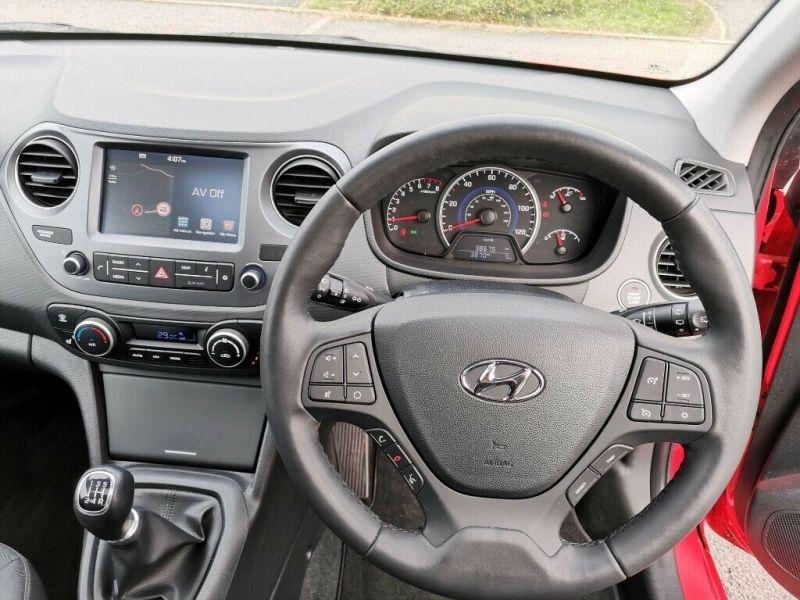 2019 Hyundai I10 1.2 Premium SE image 10
