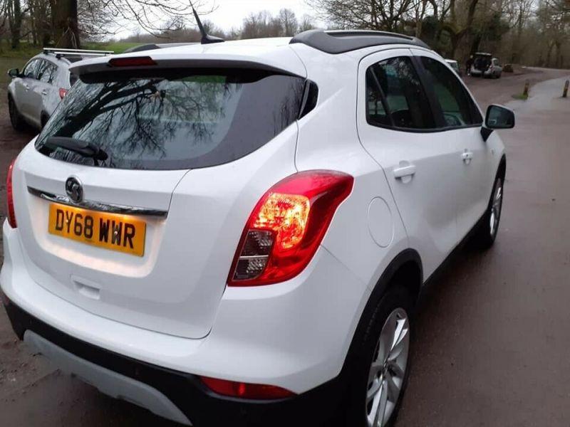 Vauxhall Mokka X 1.4 image 4