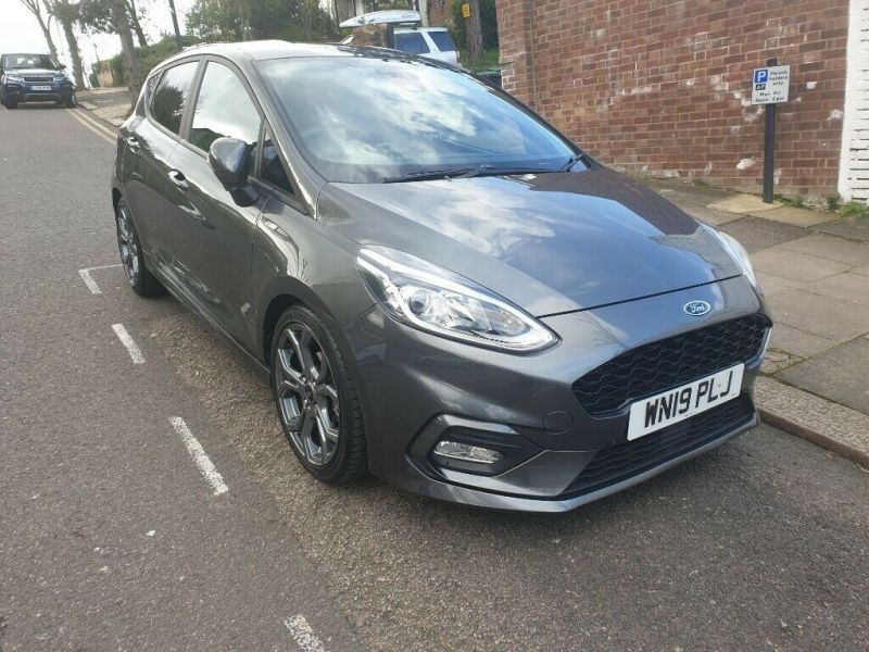 2019 FORD FIESTA 1.0 image 2