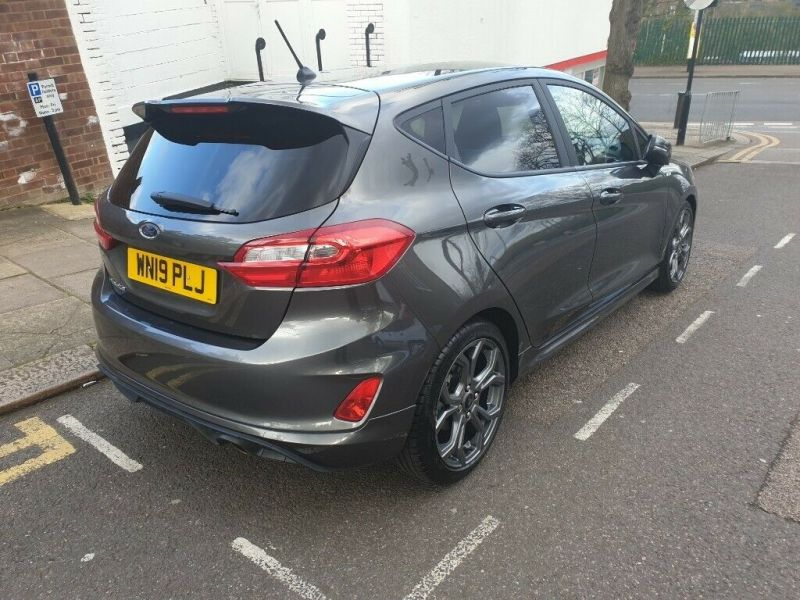 2019 FORD FIESTA 1.0 image 4