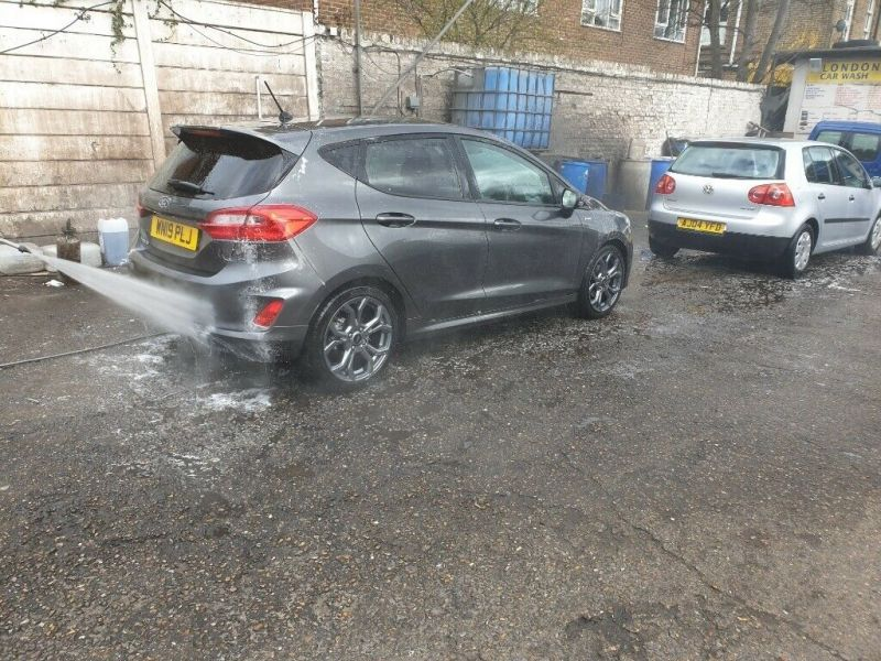 2019 FORD FIESTA 1.0 image 7