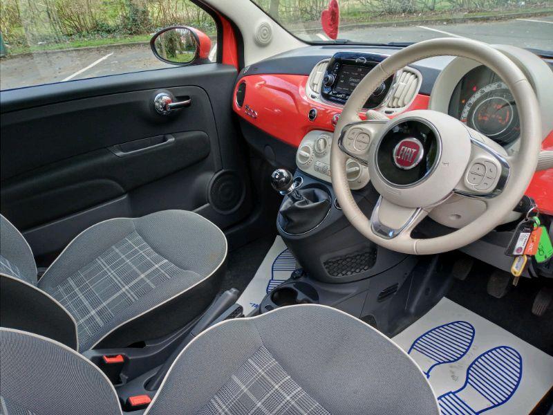 2016 Fiat 500 Lounge 1.2 image 4
