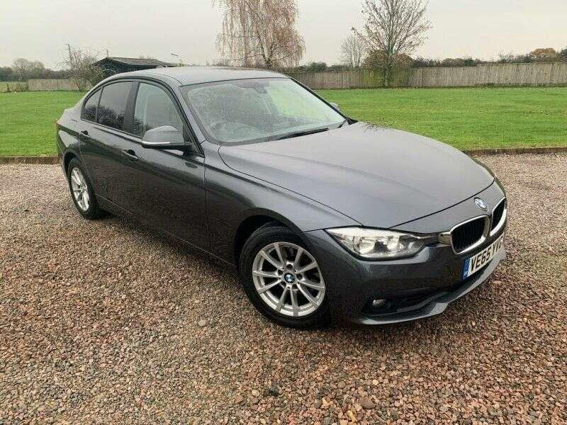 2016 BMW 320d 2.0 image 1