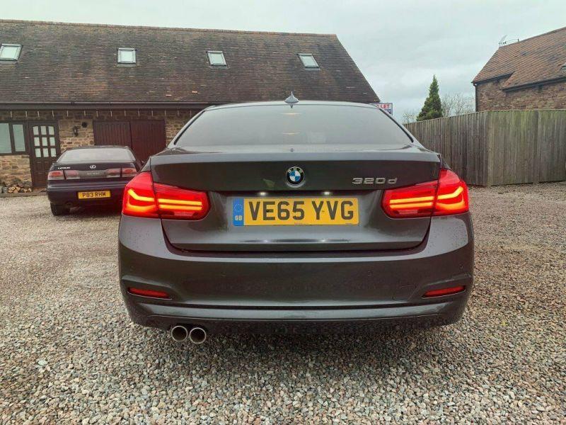 2016 BMW 320d 2.0 image 2