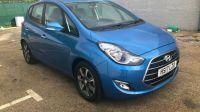 2017 Hyundai IX20 1.6 SE 5dr