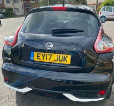 2017 Nissan Juke N-Vision 1.5 DCI image 3