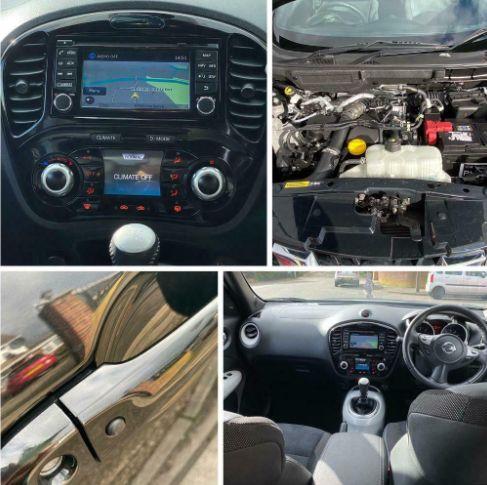 2017 Nissan Juke N-Vision 1.5 DCI image 5