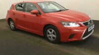 2016 Lexus Ct200H Electric Hybrid 1.8 image 1