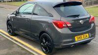 2016 Vauxhall Corsa 1.4 Limited Edition image 3