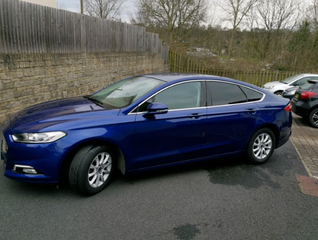 2016 Ford Mondeo 2.0l TDCi image 1