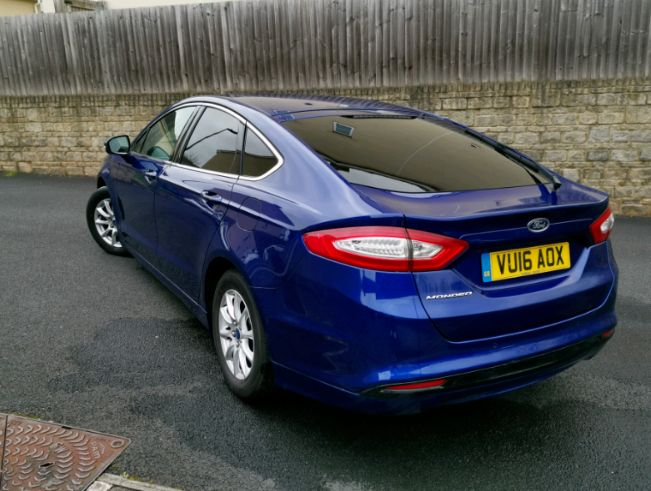 2016 Ford Mondeo 2.0l TDCi image 3