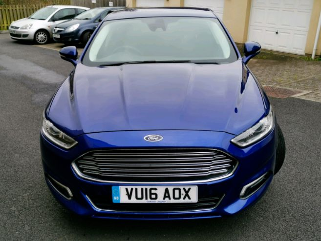 2016 Ford Mondeo 2.0l TDCi image 4