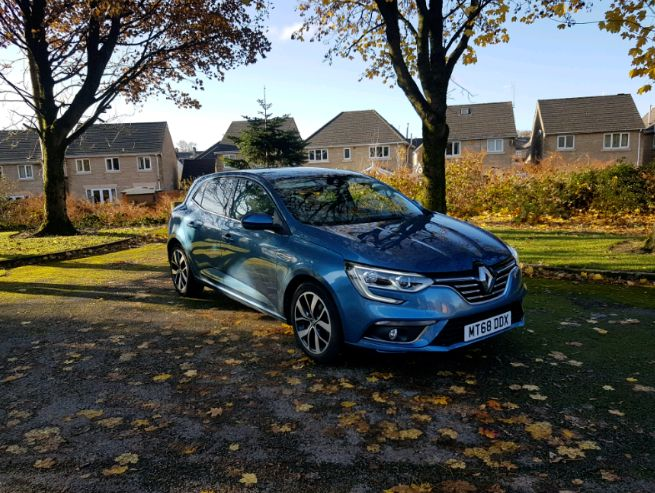 2018 Renault Megane 1.3 Tce Iconic 5dr