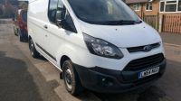 2015 Ford Transit Custom - NO VAT!